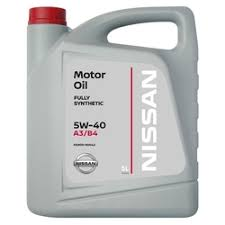 «<b>Масло моторное NISSAN Motor Oil</b> 5W40 5л (art.KE90090042 ...
