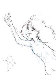 人魚姫の本当のラスト てがきのあじと ー毒をかわいくする遊びー