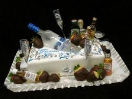 21st Birthday Cakes Male A Birthday Cake