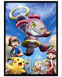 Pokémon The Movie Hoopa And The Clash - 2797x3492 - Download HD Wallpaper -  WallpaperTip