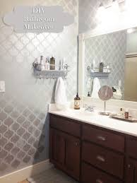 Bathroom Makeover And Reveal  Entirely Eventful Day - Bathroom makeover