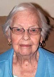 "Erma Pauline ""Polly"" Cline 1923-2019 