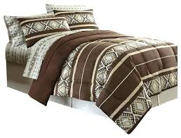 reindeer stripe micro flannel comforter set full queen red duvet cover contemporary comforters and comforte