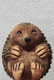 wood carving animals for beginners. hedge hog \ wood carving animals for beginners s