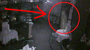 REAL GHOST CAUGHT ON CAMERA! *LIVE FOOTAGE*   YouTube