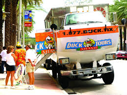 Duck Tour Group Travel Discounts