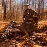 Whitetail in Lida Lake, MN by Caleb rogers | Bowhunting.com