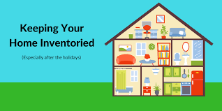 Tips To Create A Home Inventory For Insurance Steamatic
