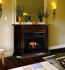 vent free fireplace propane vent free fireplace s liquid propane vent free gas tower corner fireplace