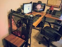 full size of uncategorized fresh best pc gaming desk setup 12973 perfect desk setup lovely