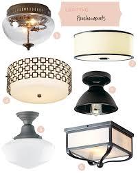 flushmount lighting fixtures