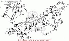 1975 cb750 wiring diagram