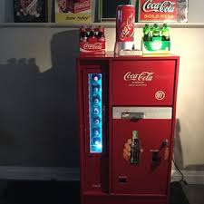 Vintage Coke Vending Machine New Vintage Coke Machines Collectors Weekly