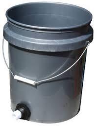 garden bucket. Image Is Loading Bucket-rain-barrel-5-gallon-garden-hose-adapter- Garden Bucket