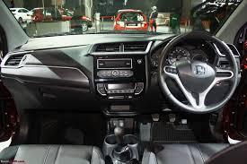 new car launches team bhp2016 Honda Amaze Facelift  CVT Automatic  Official Review
