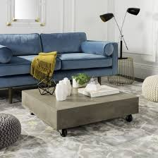 timeless investment this concrete indoor outdoor coffee table these tables interior with casters new classic its