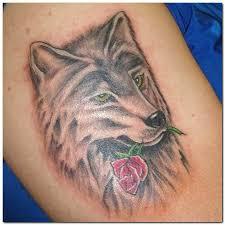Tetování Vlk Fotogalerie Motivy Tetování