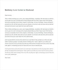 birthday love letters open when letters birthday to boyfriend examples template