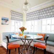 circular breakfast nook furniture ideas corner seat bench dining with storage kitchen countertops simple that match