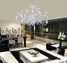 indoor lighting designer. Lighting Designer Swan Chandelier Living Room Restaurant Pendant Indoor Party Droplight Modern Bar Hanging Fashion Downlight T