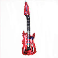 image is loading novelty birthday party wedding supplies guitar foil balloons