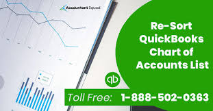 What Does The Chart Of Accounts List In Quickbooks Re Sort Quickbooks Chart Of Accounts List Accountant Squad