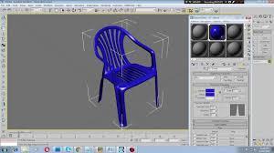modeling a chair autodesk 3d max tutorial in hindi urdu