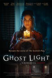 Unseen Films Ghost Light 2019 Hits Home Video Today