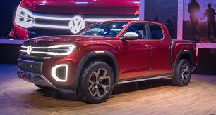 The Pickup of the Future? VW Atlas Tanoak Photo Gallery ...