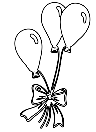 Small Picture Balloons Colouring PagesColouringColoring Pages With Coloring