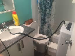 Great Hooking Up A Haier Washer To A Bathroom Sink And Bathtub Kitchen Bathroom  Design Kitchen Bathroom Showroom