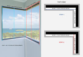 Measurement Window Measuring For A Corner Window