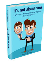 Its Not About You Book Job Hunting