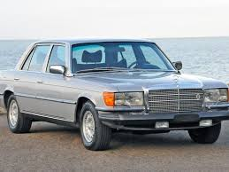 Very rare to find one of these. Mercedes Benz 450sel 6 9 W116 Market Classic Com