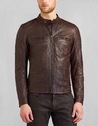 belstaff archer biker jacket men in brown tumbled leather belstaff jackets rave reviews