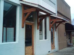 image of front door awnings home