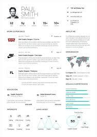 Resume One Page 1 Page Resume Templates Putasgae Info