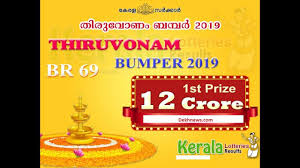 Clean Kerala Lottery Chart 2019 September Permanent