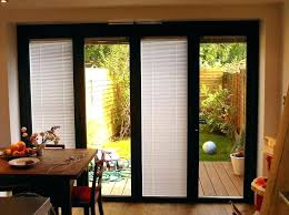 pella patio doors screen inside