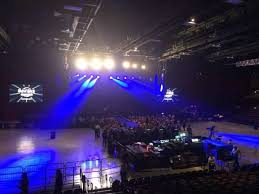 Hard Rock Live At Etess Arena Section 209