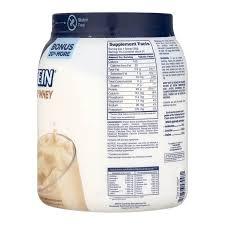 pure protein 100 whey protein powder vanilla cream 25g protein 1 7 phòng tập gym đặt kết quả khách hàng lên hàng đầu suplo gym