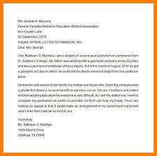 Academic Appeal Letter Awesome 44 Examples Of Financial Aid Appeal Letter Pennart Appreciation