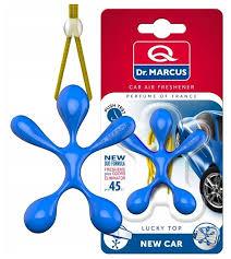 <b>Dr</b>. <b>Marcus Ароматизатор</b> для автомобиля <b>Lucky</b> Top New <b>Car</b> ...