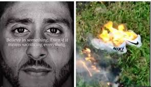 Nike Brand Ambassador People Are Already Burning Their Nike Shoes To Protest After Nike
