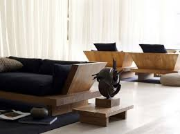 modern japanese furniture. Cozy Furniture In Wabisabi Style Home Decor With Japanese Modern Furniture.