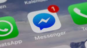 Resultado de imagen para facebook messenger