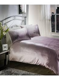 ombre velvet bedding collection pink