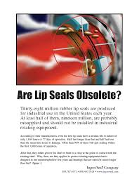 Inpro Seal Size Chart Bearing Protection Specialists From Around The World Gather