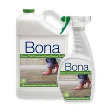 Bona® 160 Oz. Stone, Tile, And Laminate Floor Cleaner Refill With 22 Ideas