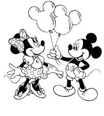 Christmas Minnie Mouse Coloring Pages Trustbanksurinamecom